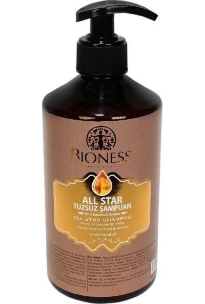 Bioness All Star Tuzsuz Şampuan 500 ml