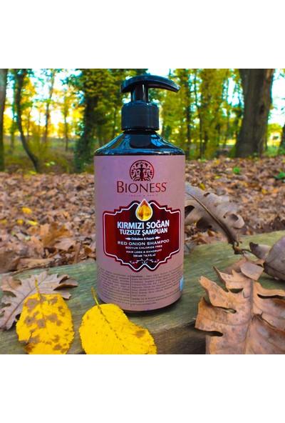 Bionss Kırmızı Soğan Tuzsuz Şampuan 500 ml