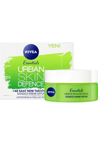 Nivea Urban Skin Gündüz Kremi 50 ml