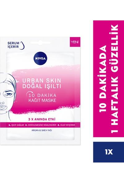 Nivea Urban Skin Işıltı Maskesi 1 Adet