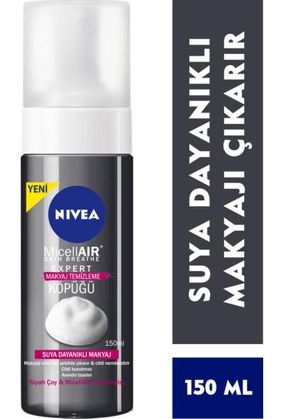 Nivea Micellair Expert Makyaj Temizleme Köpüğü 150 ml