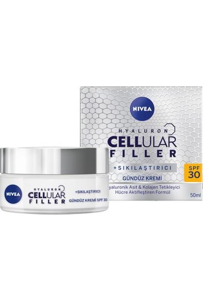 Nivea Hyaluron Cellular Fıller + Sıkılaştırıcı Gündüz Kremi Spf 30 50 ml