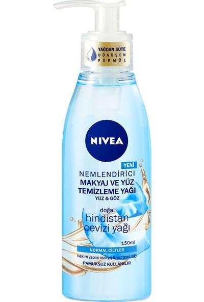 Nivea Nemlendirici Makyaj ve Yüz Temizleme Yağı Yüz&göz 150 ml