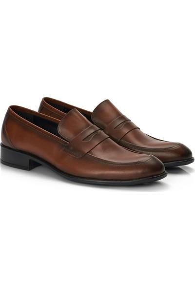 Muggo H040 Hakiki Deri Klasik Erkek Ayakkabı