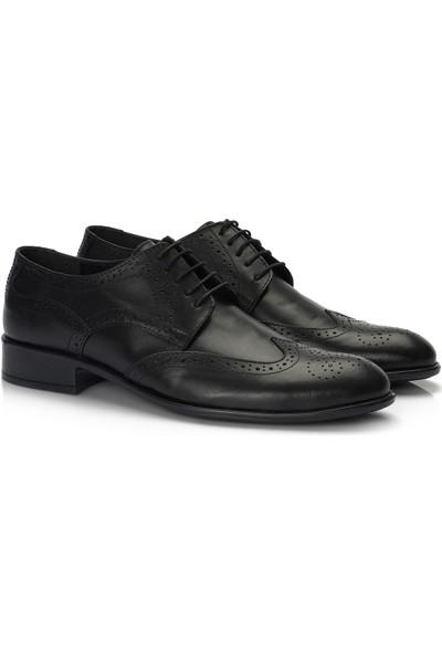 Muggo H046 Hakiki Deri Klasik Erkek Ayakkabı