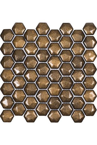 Mossaica Altıgen Mozaik FBA026