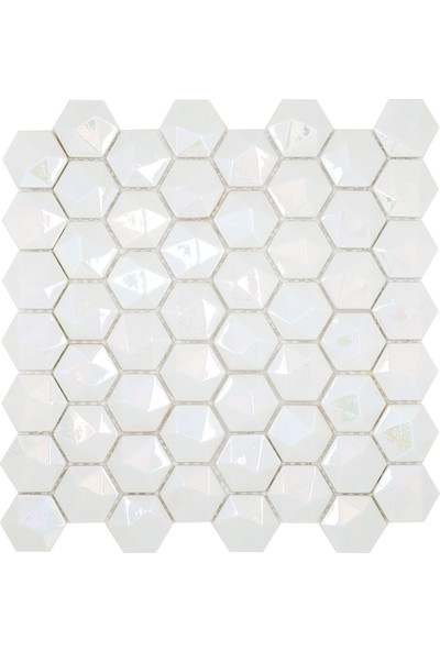 Mossaica Altıgen Mozaik FBAP002