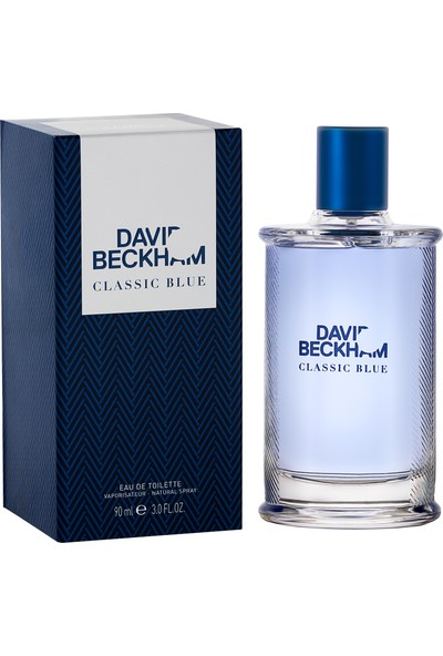 David Beckham Classic Blue Edt 90 Ml Erkek Parfüm