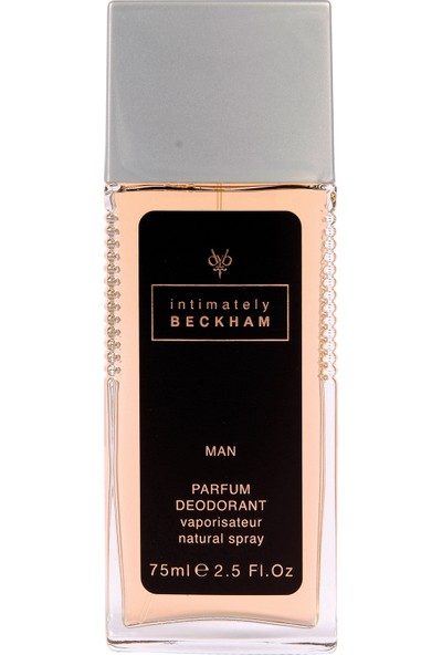 David Beckham Intimately Man 75 Ml Erkek Deodorant