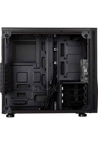Destroy Pro X1 Intel Core i9 9900 16GB 512GB SSD GTX1650 Super Freedos Masaüstü Bilgisayar + GamePower Mihawk Siyah 7.1 Kulaklık