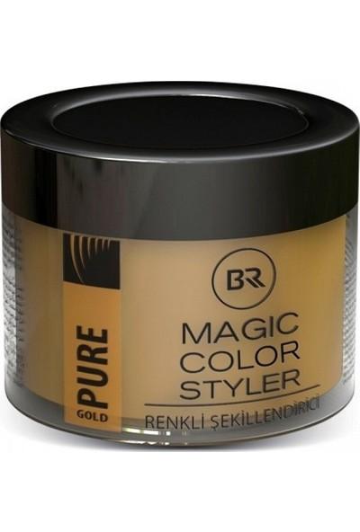 BR Renkli Geçici Saç Boyası ve Saç Şekillendirici 100 ml
