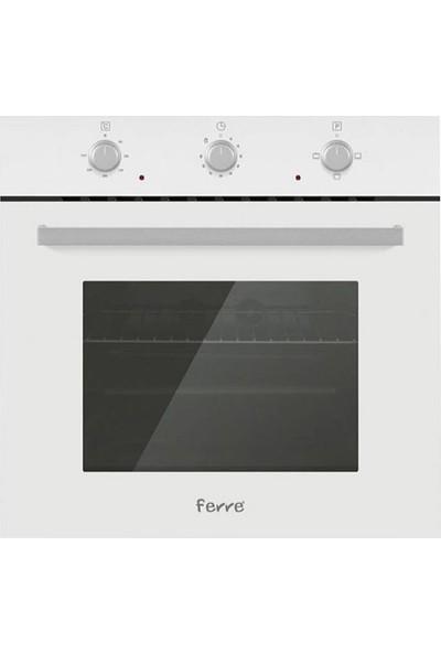 Ferre 4001 Bef Lm T Beyaz Ankastre Fırın