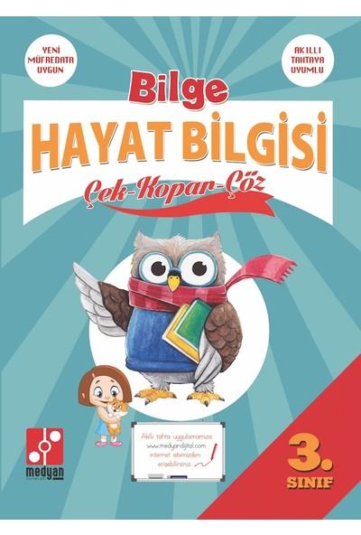 Medyan Yayınları 3. Sınıf Hayat Bilgisi Çek Kopar Çöz