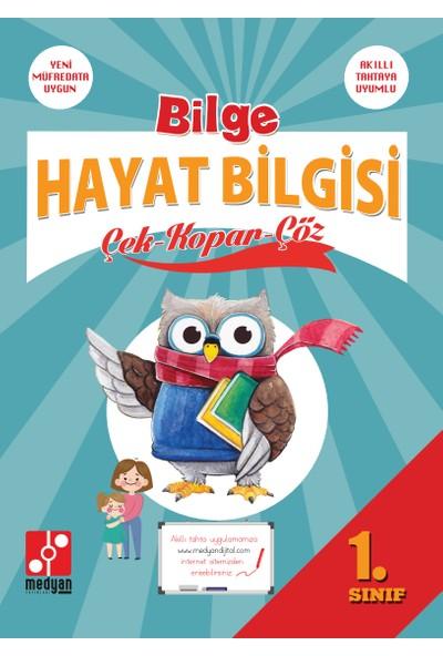 Medyan Yayınları 1. Sınıf Hayat Bilgisi Çek Kopar Çöz