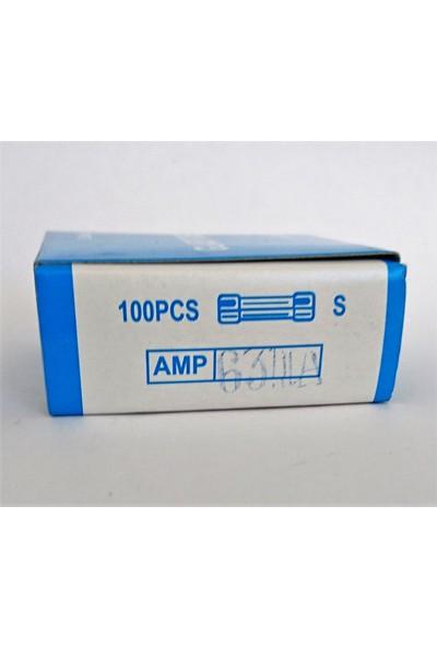 Ayazshop Toner Sigorta 0,63 Ma 1 Paket 100 Adet
