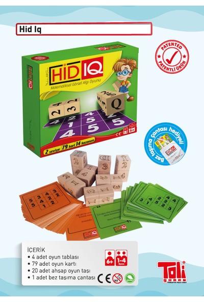 Toli Games Hid Iq Matematiksel Görsel Algı ve Zeka Oyunu