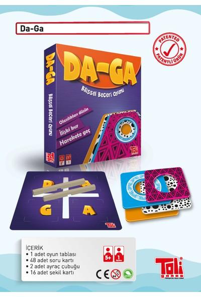 Toli Games Da-Ga Bilişsel Beceri ve Zeka Oyunu