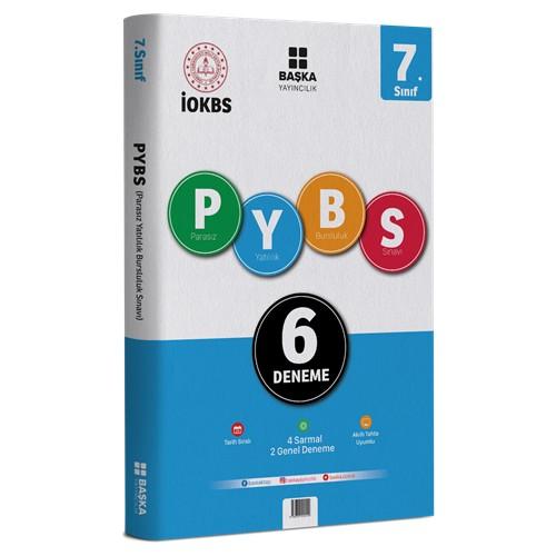 Başka 2020 7. Sınıf Pybs 6 Deneme