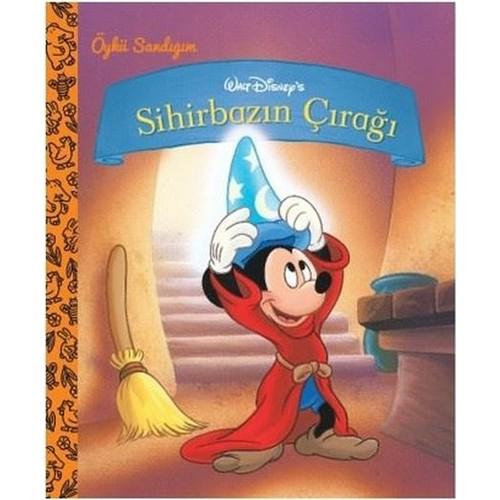Disney Mickey Öykü Sandığım Sihirbazın Çırağı