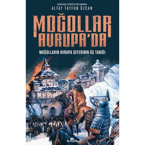 Moğollar Avrupa'da - Altay Tayfun Özcan