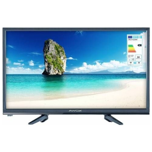 "Awox A202400 24"" 61 Ekran Uydu Alıcılı HD LED TV"
