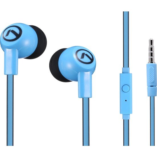 Amplify 1000-BKGR Kulakiçi Kulaklık Mavi
