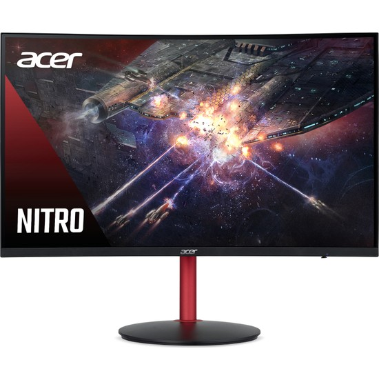 "Acer XZ272Pbmiiphx 27"" 165Hz (HDMI+Display) FreeSync Full HD Curved Monitör"