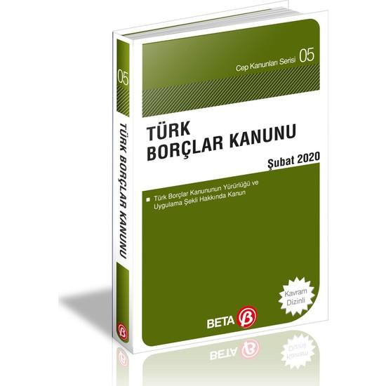 Türk Borçlar Kanunu (Cep Kanunu)