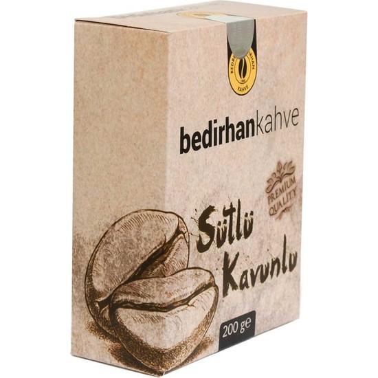 Bedirhan Kahve - Sütlü Kavunlu Türk Kahvesi 200 gr