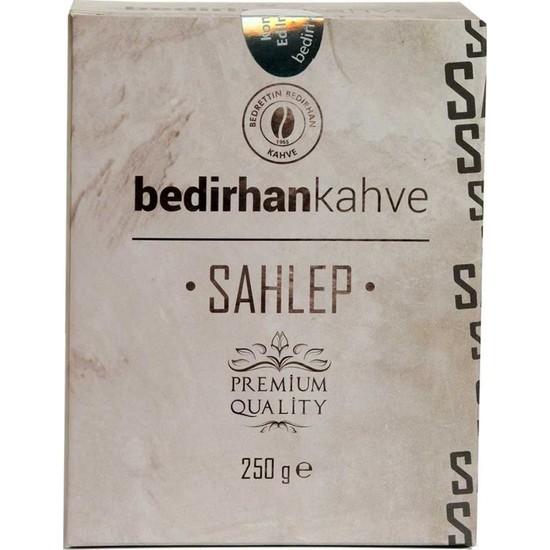Bedirhan Kahve - Sahlep Salep 250 gr