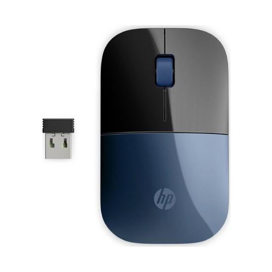 Hp 7UH88AA Z3700 Kablosuz Mouse Siyah - Mavi
