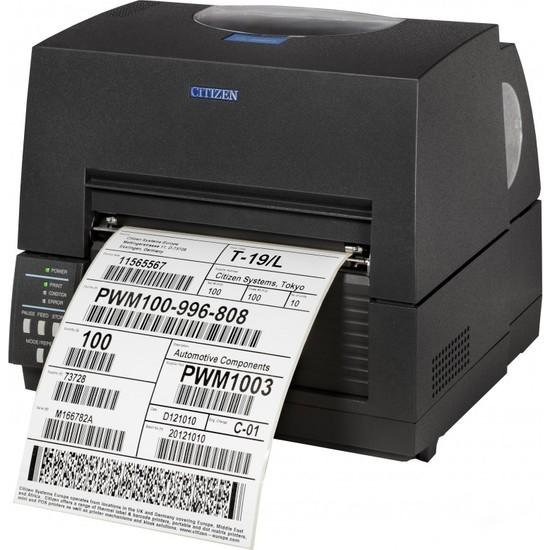 Citizen CL-S6621 Endüstriyel Barkod / Etiket Yazıcı