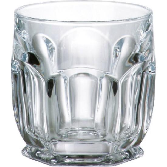 Bohemia Crystal Safari Kristal Su Bardağı 6'lı Takım