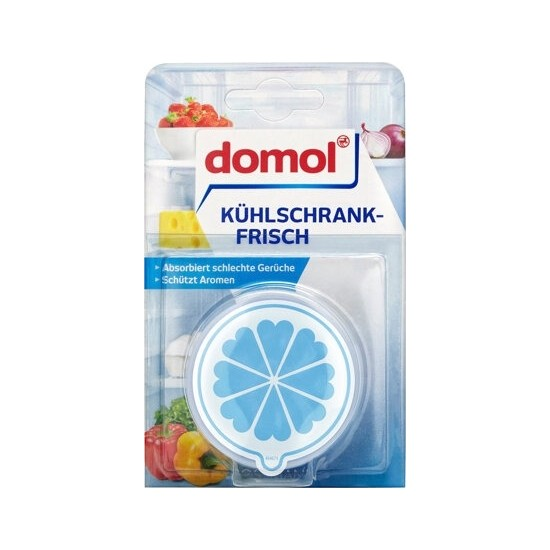 Domol Kokusuz Buzdolabı Deodorantı Kartuş ve Karbon Filtre