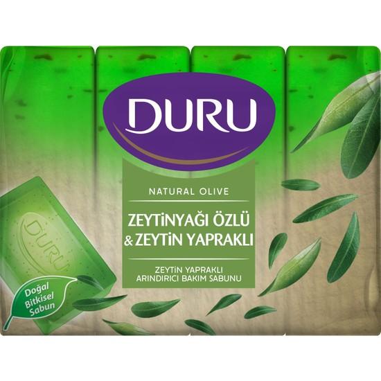 Duru Natural Olive Zeytin Yapraklı Bakım Sabunu 600 gr