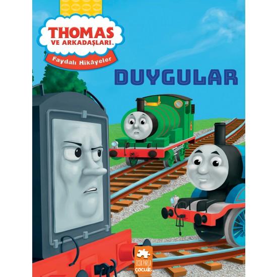 Thomas Ve Arkadaşları Duygular - Nancy Parent