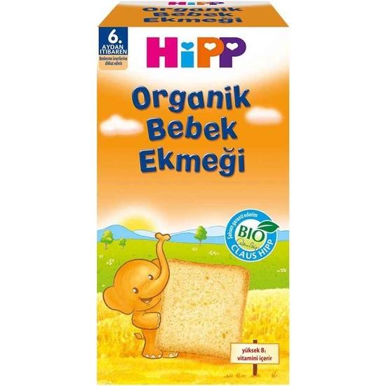 HiPP Organik Bebek Ekmeği 100 gr.