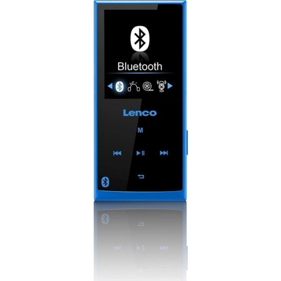 Lenco XEMIO-760 8GB Bluetooth MP3 Çalar Mavi