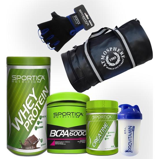 Sportica Nutrition Protein Tozu