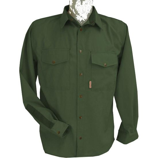 Horizon Av 205 Counter Manşetli Gömlek - Av Gömleği-06