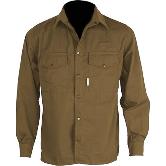 Horizon Av 214 Klasik Kalın Gömlek - Av Gömleği-14