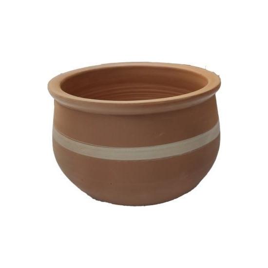 Mogan Çömlekçilik Toprak El Yapımı 4 kg Yoğurtluk