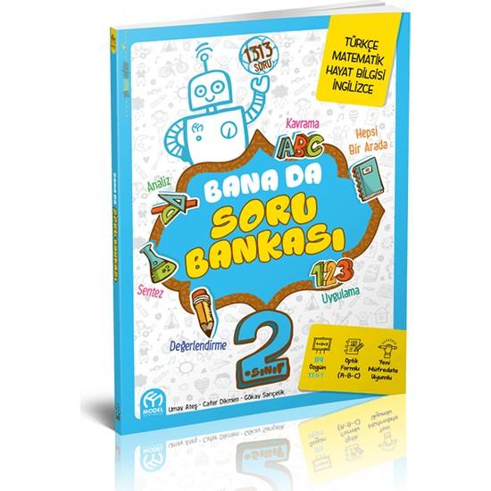 Model 2. Sınıf Tüm Dersler Bana Da Soru Bankası