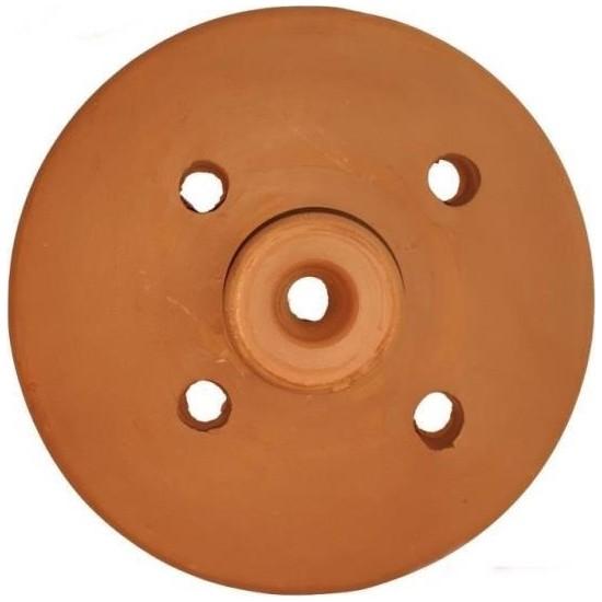 Mogan Çömlekçilik Toprak Dolmalık Sarma Taşı 20 cm