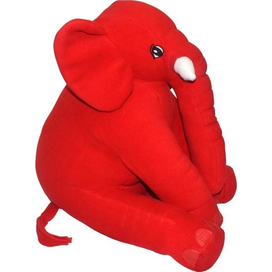 Hakan Uyku Arkadaşım Fil Kırmızı