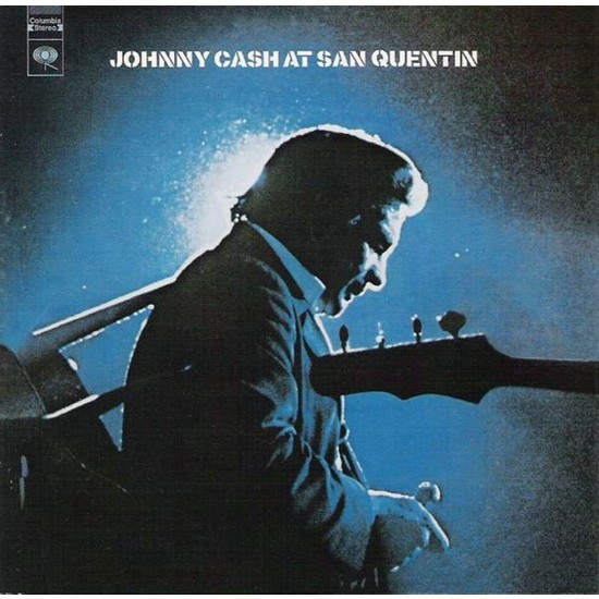 Johnny Cash - At San Quentin ( 2 CD )