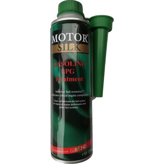 Motorsilk Benzin Bor Yakıt Katkısı Egzoz Emisyon Giderici