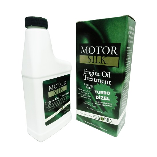 Motor Silk Turbo Dizel Motorsilk Yağ Katkısı