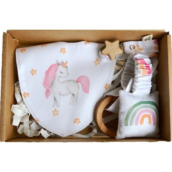 Asu Baby&Kids Unicorn 3'lü Bebek Kiti