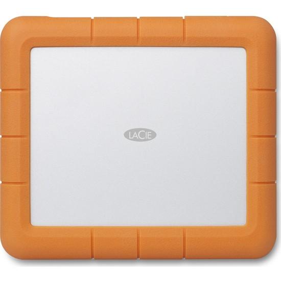 LaCie Rugged Raid Shuttle 8TB Portable HDD STHT8000800